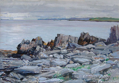 Ragged Rocks, Iona