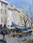 The Old Market, Antibes