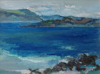 Iona, Sea and Hills