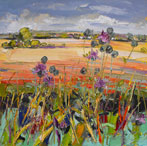 Autumn Fields, Duxford