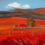 Red-Roofed Cottage, Glenlivet