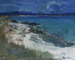 Beach and Sea, Iona