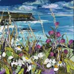 Flowers on the Clifftop, Portnaboe