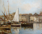 St Ives (Port Scene)