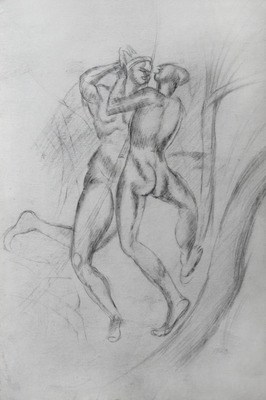 Study for Dancers