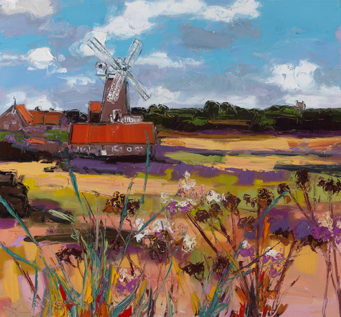 Windmill at Cley Next the Sea